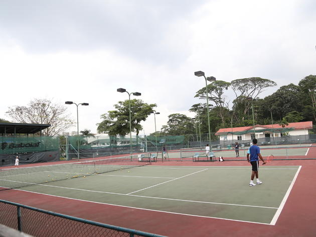 National Tennis Centre