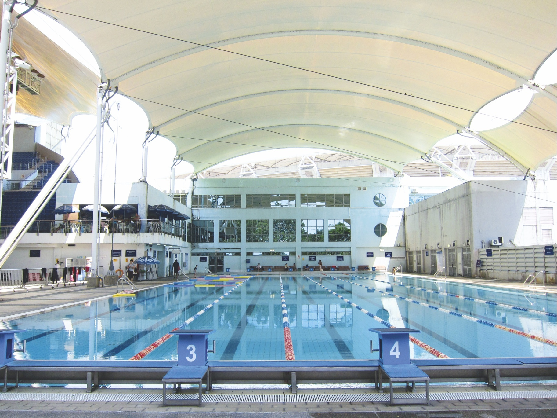 The best sports centres in kl for Private swimming pool malaysia