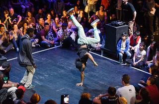 Beat Dance Contest