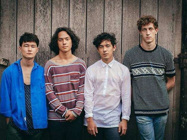 Upfront presents Last Dinosaurs and Dune Rats