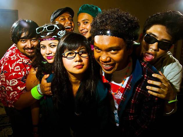 PJ Laugh Fest: Projek Disko Baldi Sings