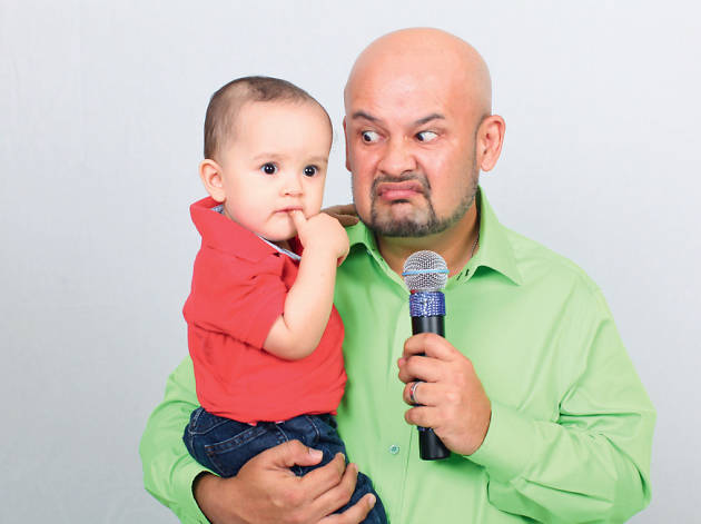 PJ Laugh Fest: Making S#it Up Comedy