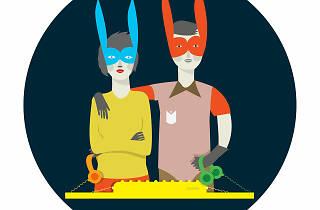 Disorder 2: The Rabbit Beat + Gary Clark