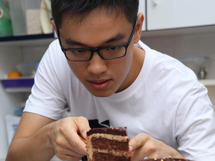 Eddie Tan, founder of Cake Tella
