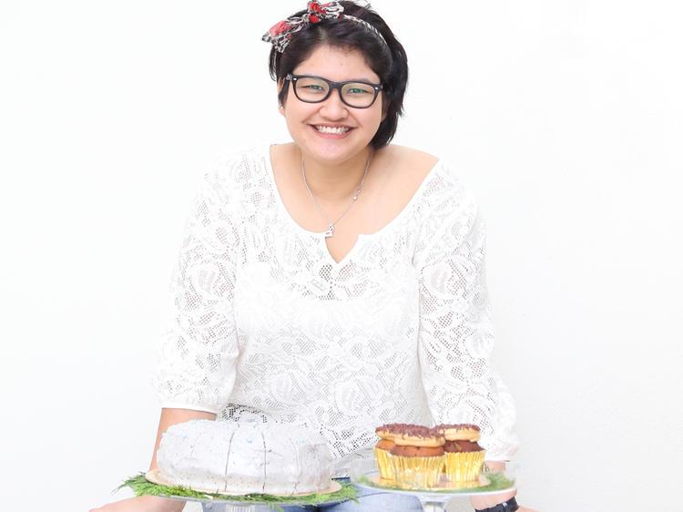 Basira Yeusuff, founder of yay, cake!