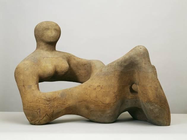 Henry Moore ('Recumbent Figure', 1938)