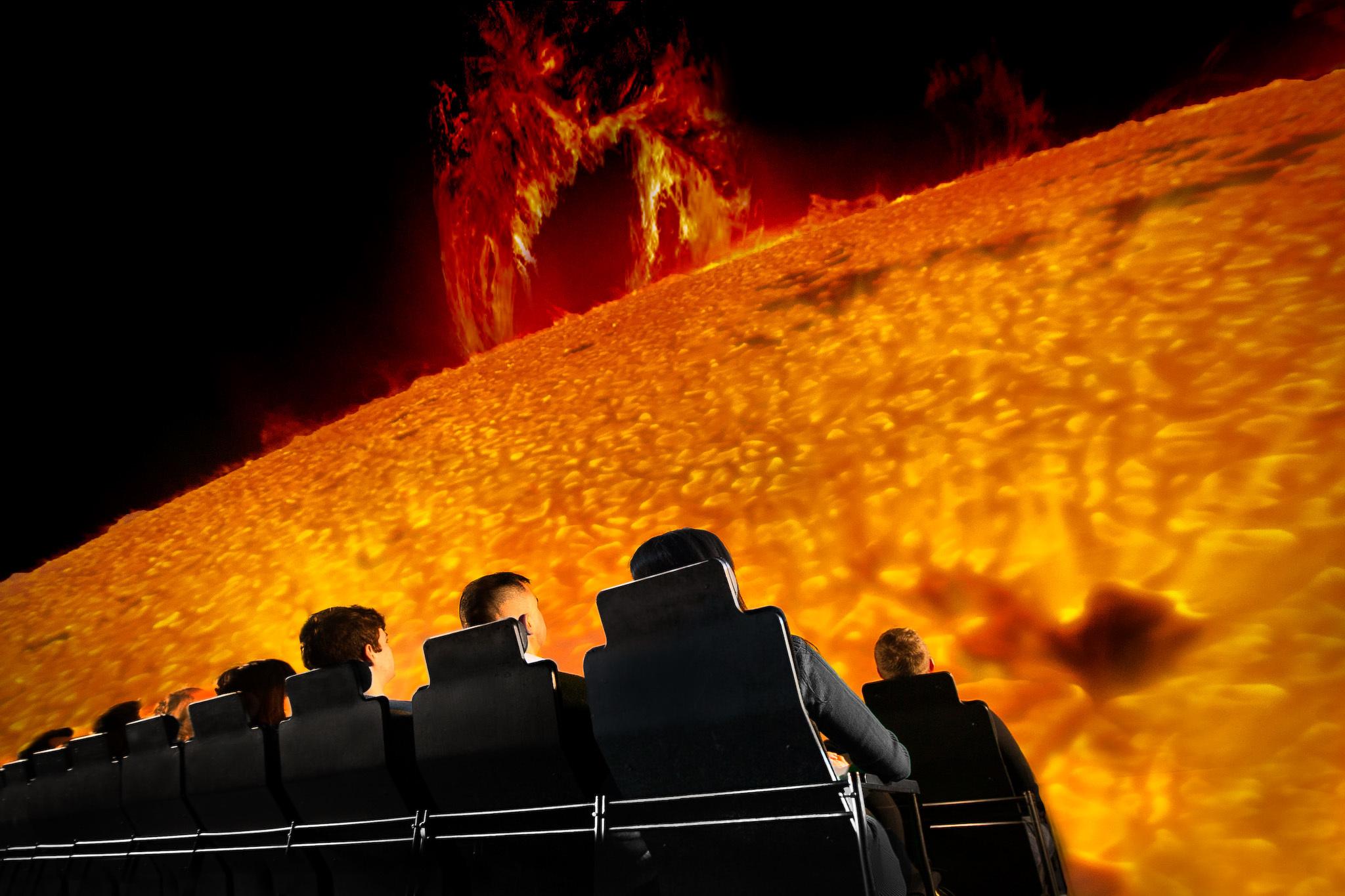 Take a trip through the stars at the Adler Planetarium