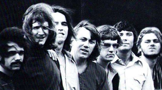 Chicago band, circa 1970