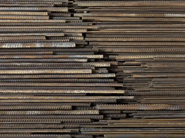 Ai Weiwei ('Straight', 2008-2012)