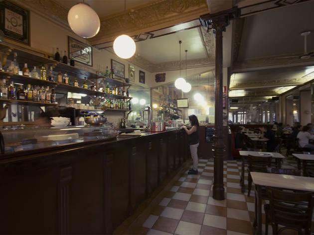 Nuevo Café Barbieri