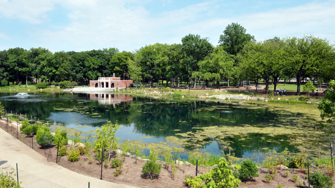 Destination: Crotona Park