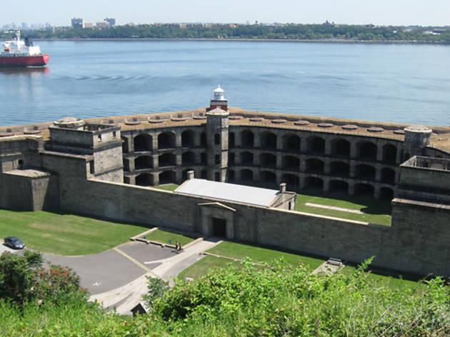 Destination: Fort Wadsworth