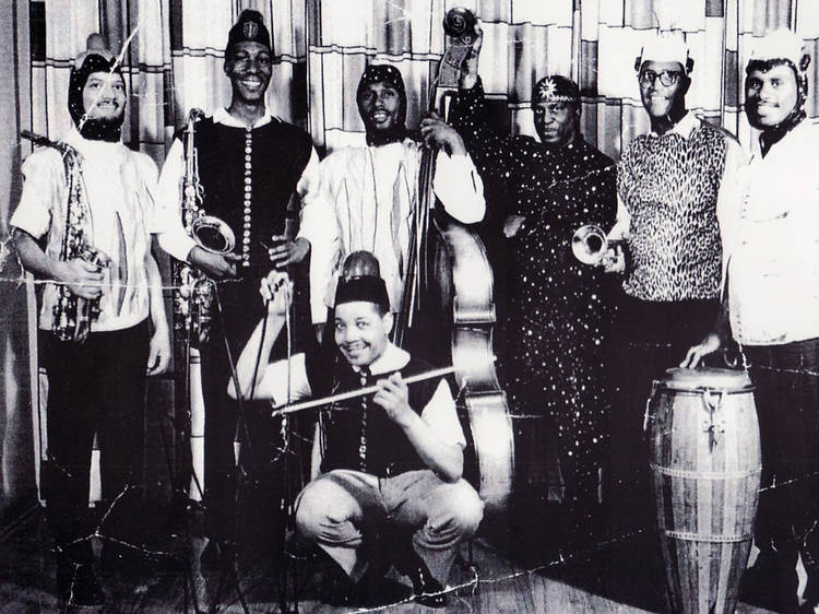 21. Sun Ra and His Arkestra 'Super-Sonic Jazz' (1957)