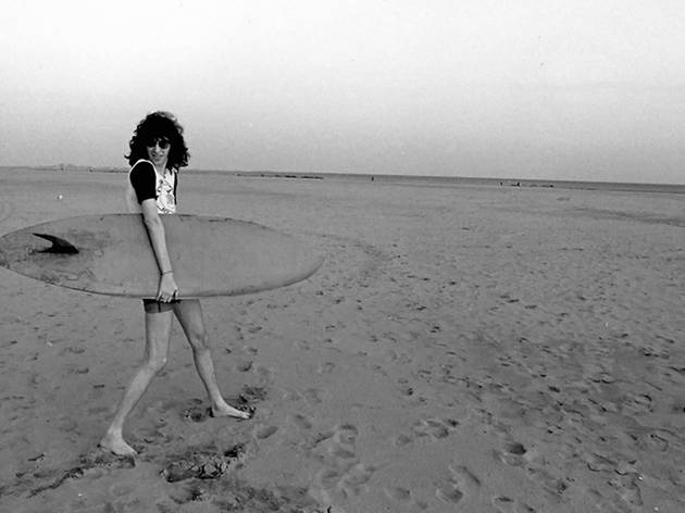 Joey Ramone Coney Island, 1977
