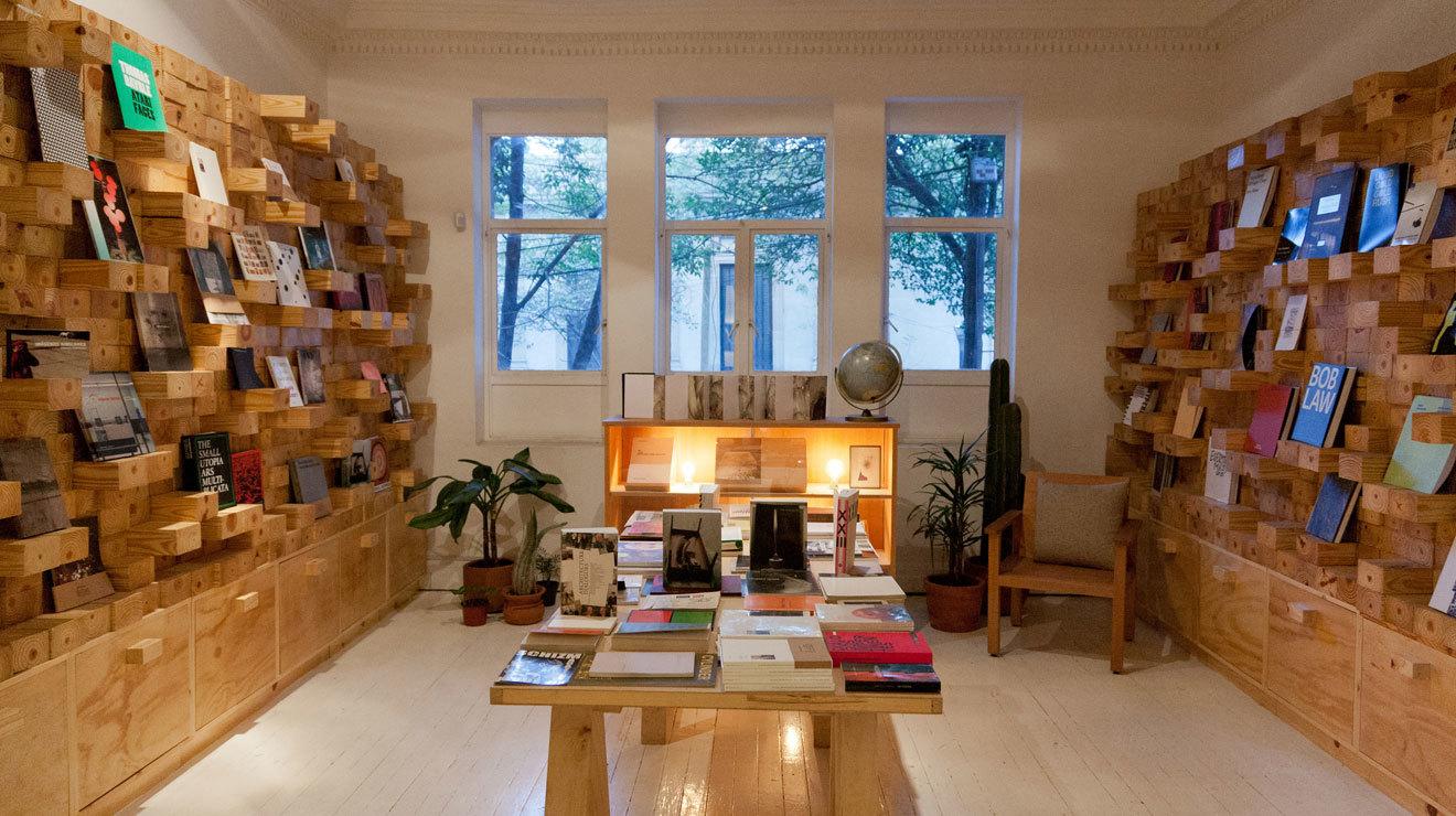 Librerías en la Ciudad de México