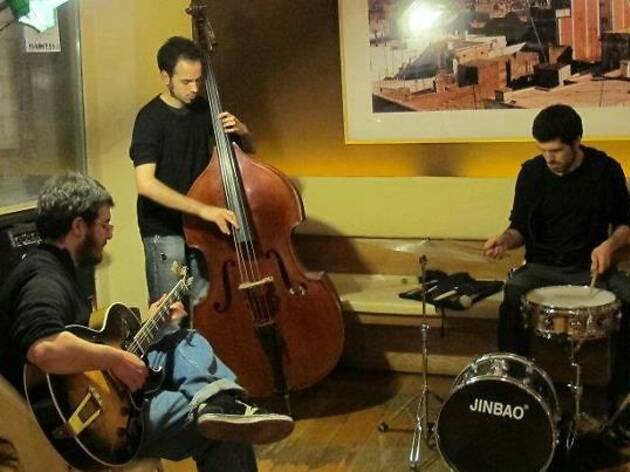 Jam Session de Jazz 'Carmelitas'