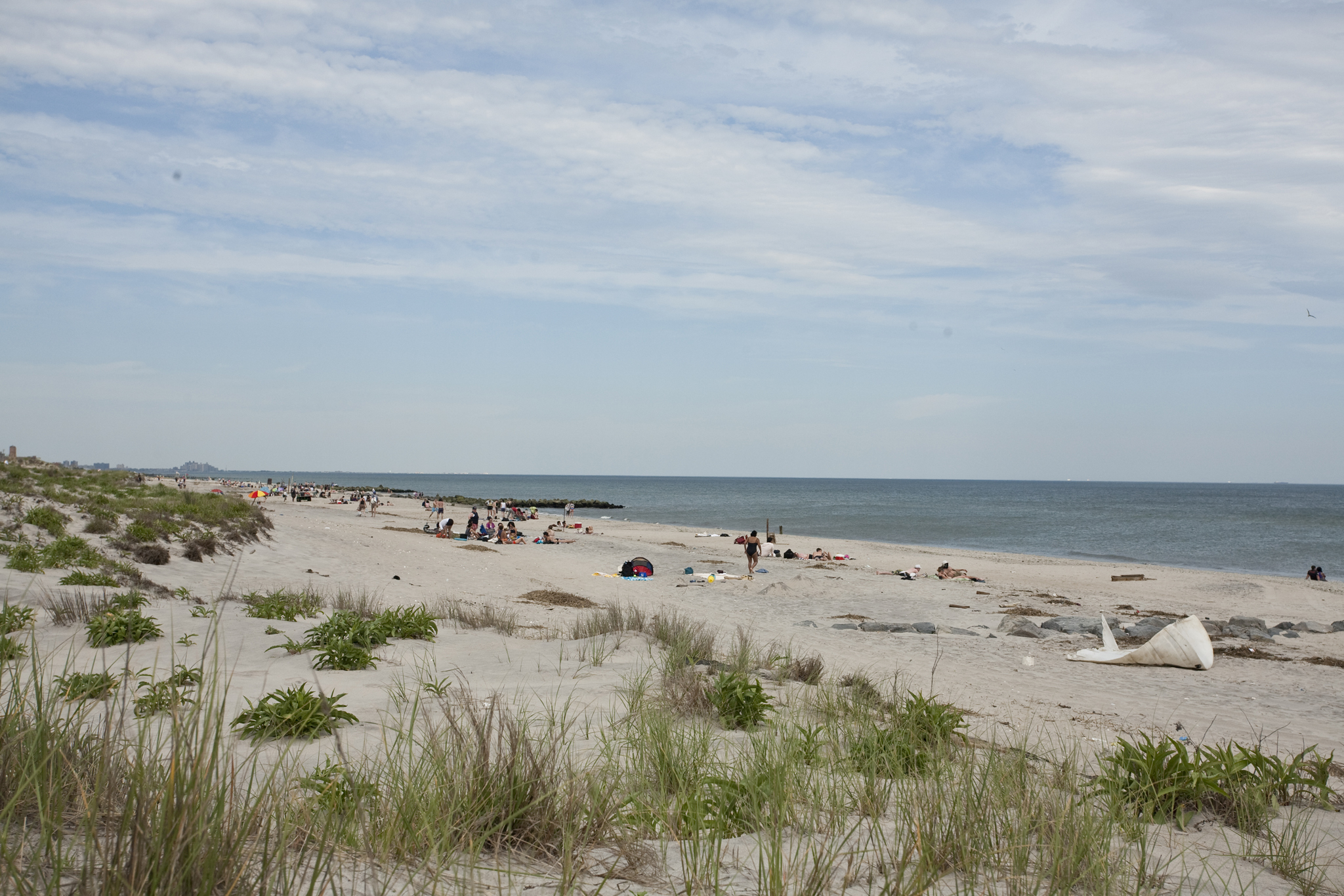 1. Fort Tilden Beach