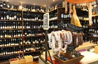 Le comptoir des gourmets (© Céline Astorg)