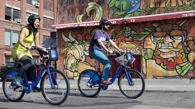 Bike New York with these great outer-borough routes