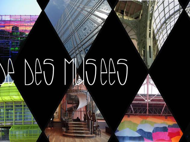 Guide des musées