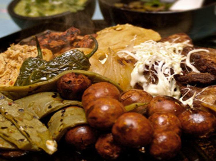 Enjoy the city's finest Oaxacan food at Guelaguetza