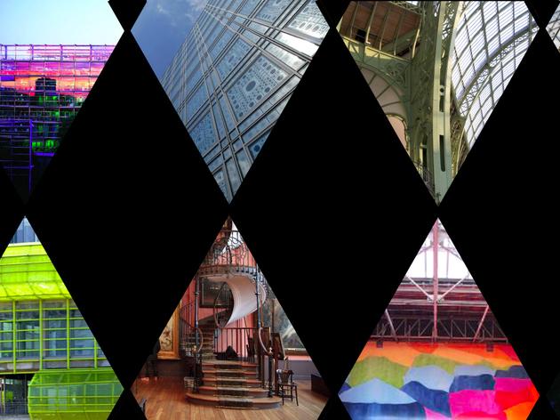 Guide des musées sans texte