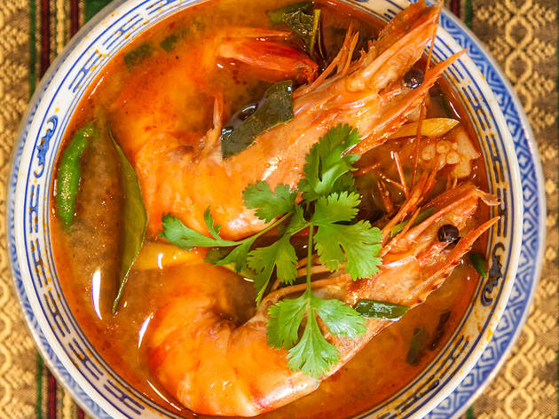 Guide to Thai food