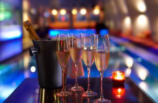 Skybar - champagne
