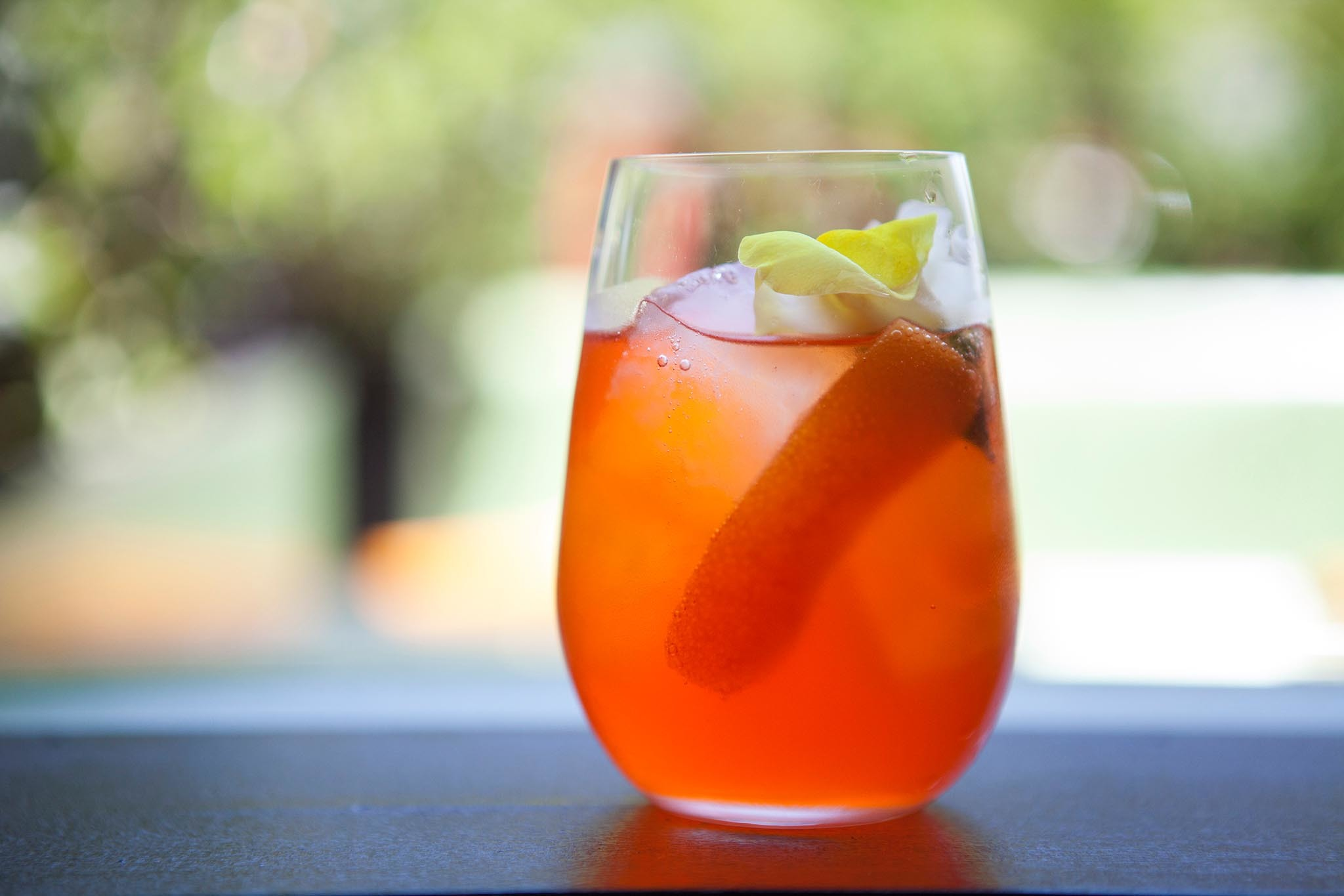 Sip on a summer cocktail