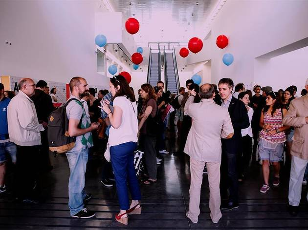 Barcelona Design Week 2014: Inauguració