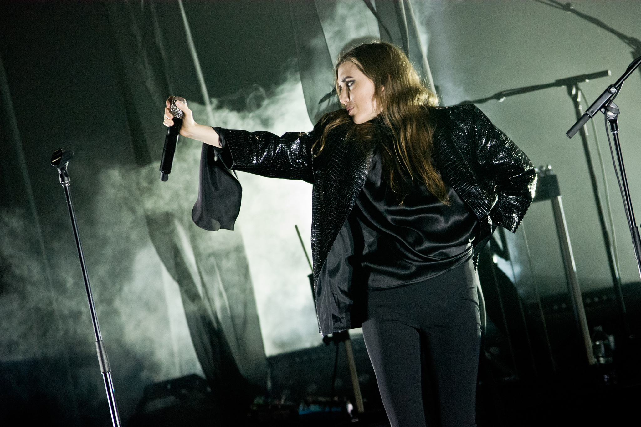 Lykke Li at the Apollo Theater