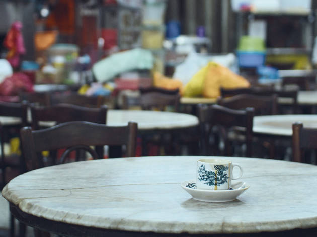 Kopitiam: KL's original coffee shop