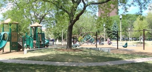Buttercup Playlot Park