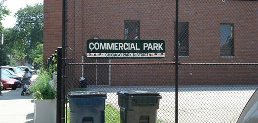 Commercial Club Playground