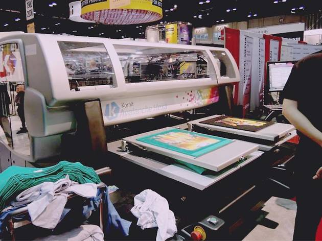 Digital Printing Textil Session
