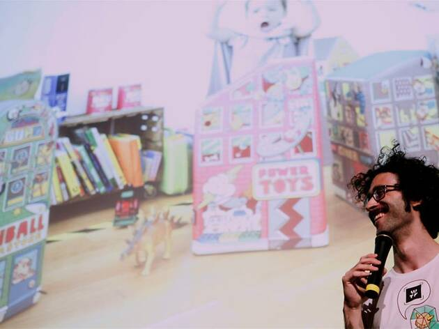 Barcelona Design Week 2014: Design Talks, the creative process of fun products