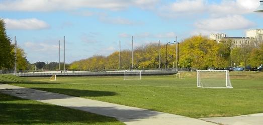 Midway Plaisance Park