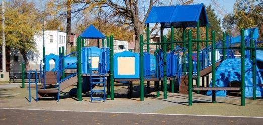 Woodhull Playground Park