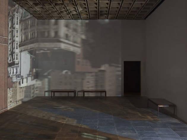 And the winner of the Whitney Museum's $100,000 Bucksbaum Award is…