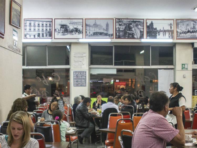 Café La Blanca