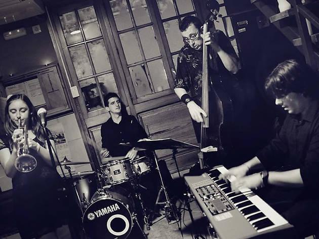 Cardona Jazz Quartet