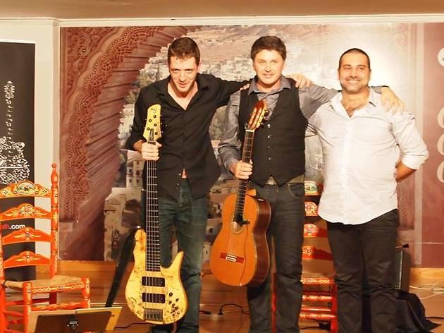 Ciutat Flamenco 2014: Carolus Trio