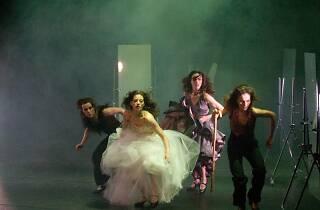 Ciutat Flamenco 2014: Increpación Danza
