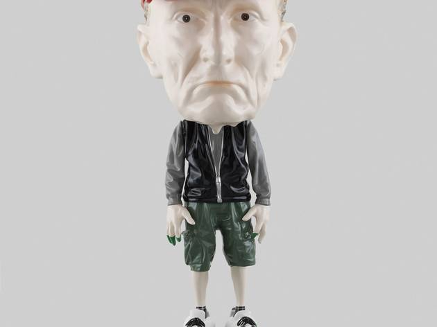 Richard Jackson ('Bobble Head', 2013)