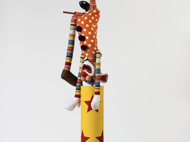 Richard Jackson ('Clown', 2013–2014)
