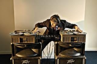 Greg Wilson, Hackney Colliery Band, No Go Stop and Bodywork DJs