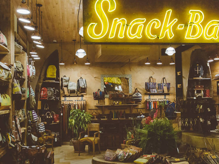 Check out the best shops in NYC