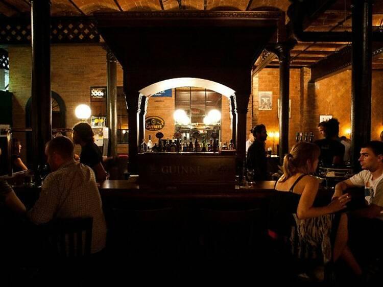 Menjar al pub: Irlanda a Barcelona