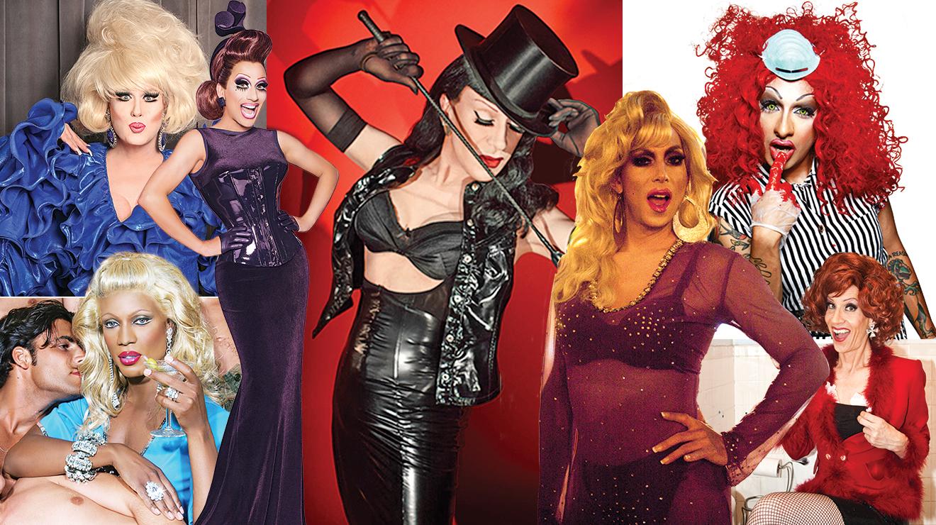 The top ten New York City drag queens