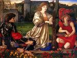 Sir Edward Burne-Jones, The Love Song, 1868–77